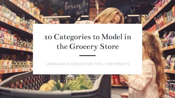 10 Categories to Model in the Grocery Store